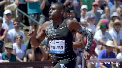 What We Know, And Don't Know, About The Christian Coleman Case