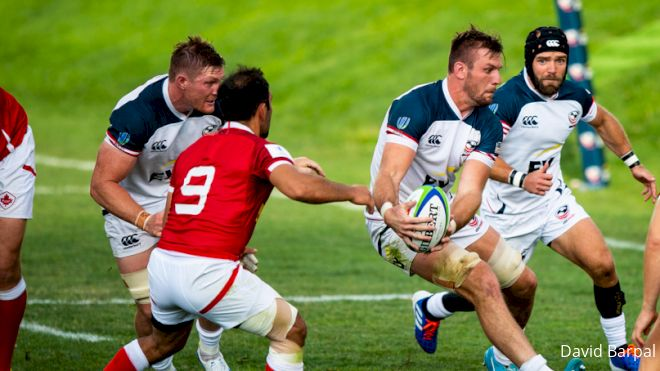 USA Rugby World Cup Squad Named