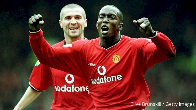 Dwight Yorke Shined For Trinidad & Tobago And Manchester United