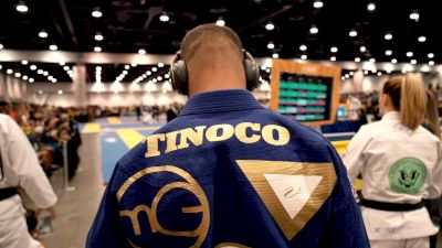 Marcos Tinoco Takes Home Gold From Masters Worlds