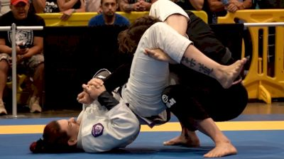MATSIDE: Claudia Doval Wins Masters Worlds Gold via Triangle