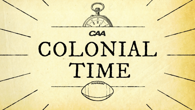 Colonial Time: Maurice Jackson + 'Nova-JMU