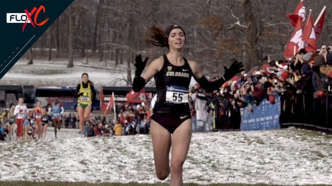 Ultimate NCAA DI XC Highlight