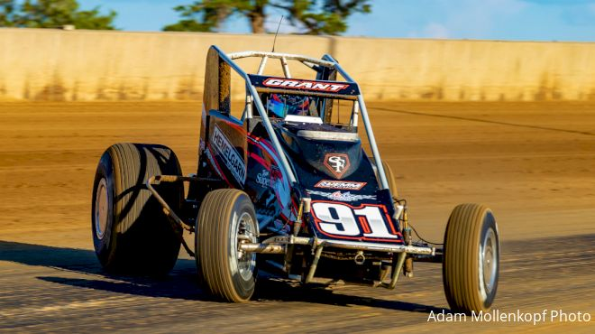 Ted Horn 100 Brings Magic to Du Quoin Sunday