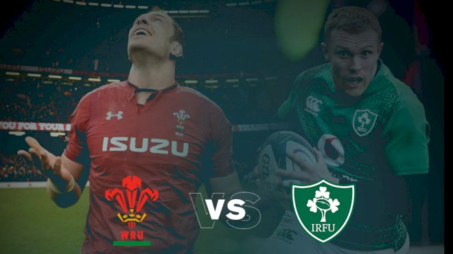Fans Expect Welsh To Top Ireland