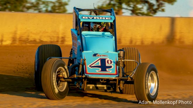 USAC Silver Crown Stat Book: Du Quoin Edition
