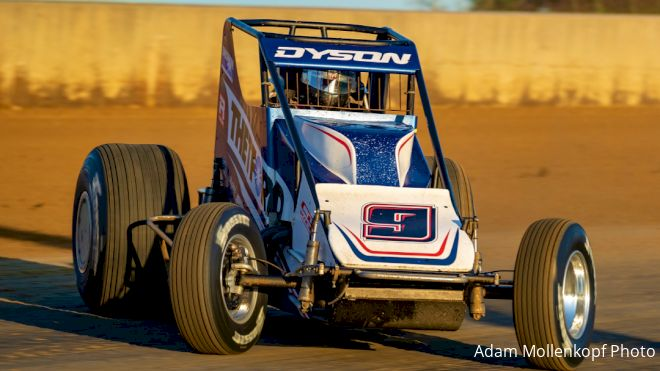 Thorson Tabbed for Dyson Ride at Du Quoin