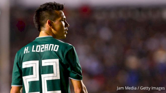 Mexico & Bermuda Square Off In The Concacaf Nations League