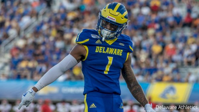 Blue Hens Remain Unbeaten in Route 1 Rivalry