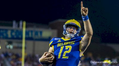 HIGHLIGHTS: Blue Hens Dominate Delaware State