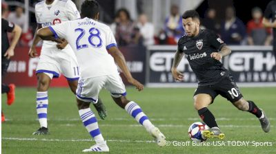 D.C. United Take On Montreal Impact With Playoff Implications On The Line