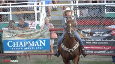 Diane Skocdopole Back In Contention For The Canadian Finals Rodeo