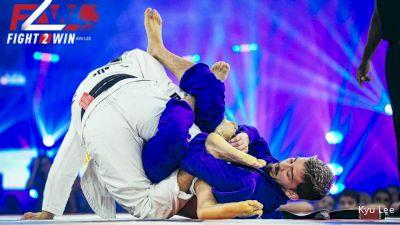 Jose Carlos Lima vs Samir Chantre Fight 2 Win 123