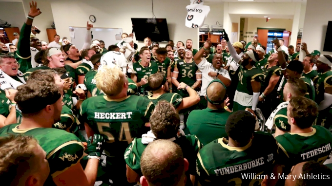 REPLAY: Lafayette at William & Mary