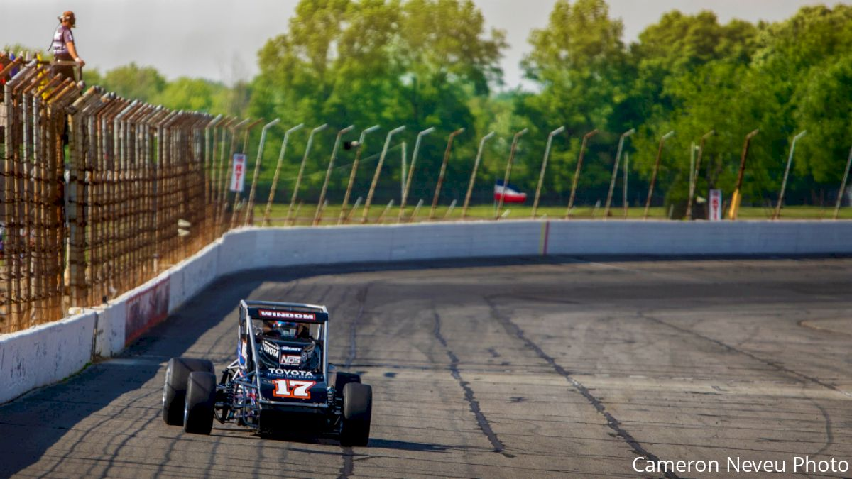 Silver Crown Stat Book: Vogler Classic Edition