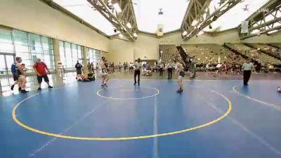 184 lbs Round Of 16 - Stratos Kantanas, Yale Street vs Luke Struss, West Essex