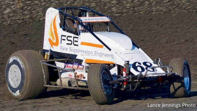 Johnson Wins Wild Petaluma Feature