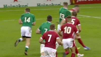 Try Or No Try? Ireland vs Wales