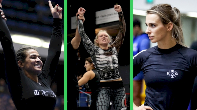 ADCC 2019 Women's 60kg Preview