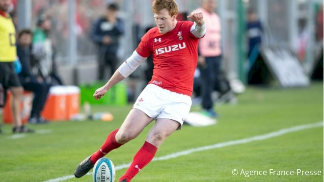 Patchell, Williams Earn Starts As Wales Take On Ireland