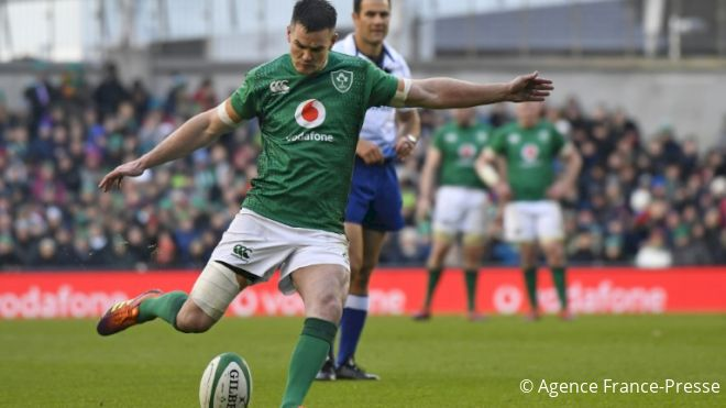Johnny's Back: Ireland Name Team For Wales Clash