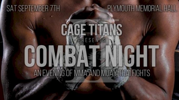 picture of 2019 Cage Titans: Combat Night II