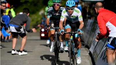 Astana Tries To Understand What Happened To López On Los Machucos