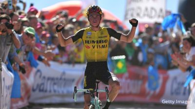 Sepp Kuss On Stage 15 Vuelta Win: 'Nothing Ever Comes Easy'