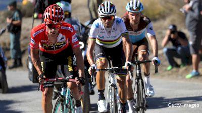 Primoz Roglic's Vuelta Win Not Guaranteed, Says UAE Team