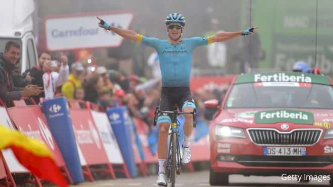 Fuglsang Victorious In Vuelta Stage 16, Roglic Drops Valverde