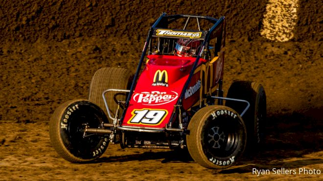 USAC Sprints at Tri-State Speedway Preview