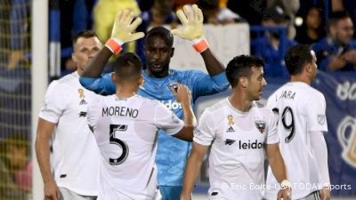4 Games Left To Decide D.C. United's MLS Playoff Standing