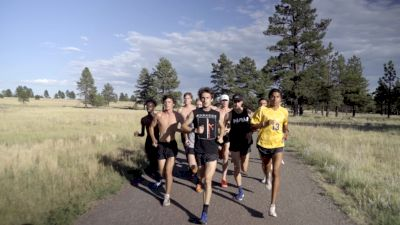 Workout Wednesday: NAU Men Sub-Threshold In Buffalo Park