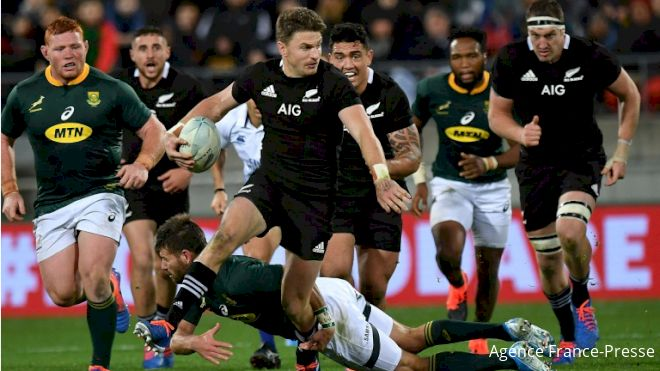 Seven Players To Watch In The Rugby World Cup