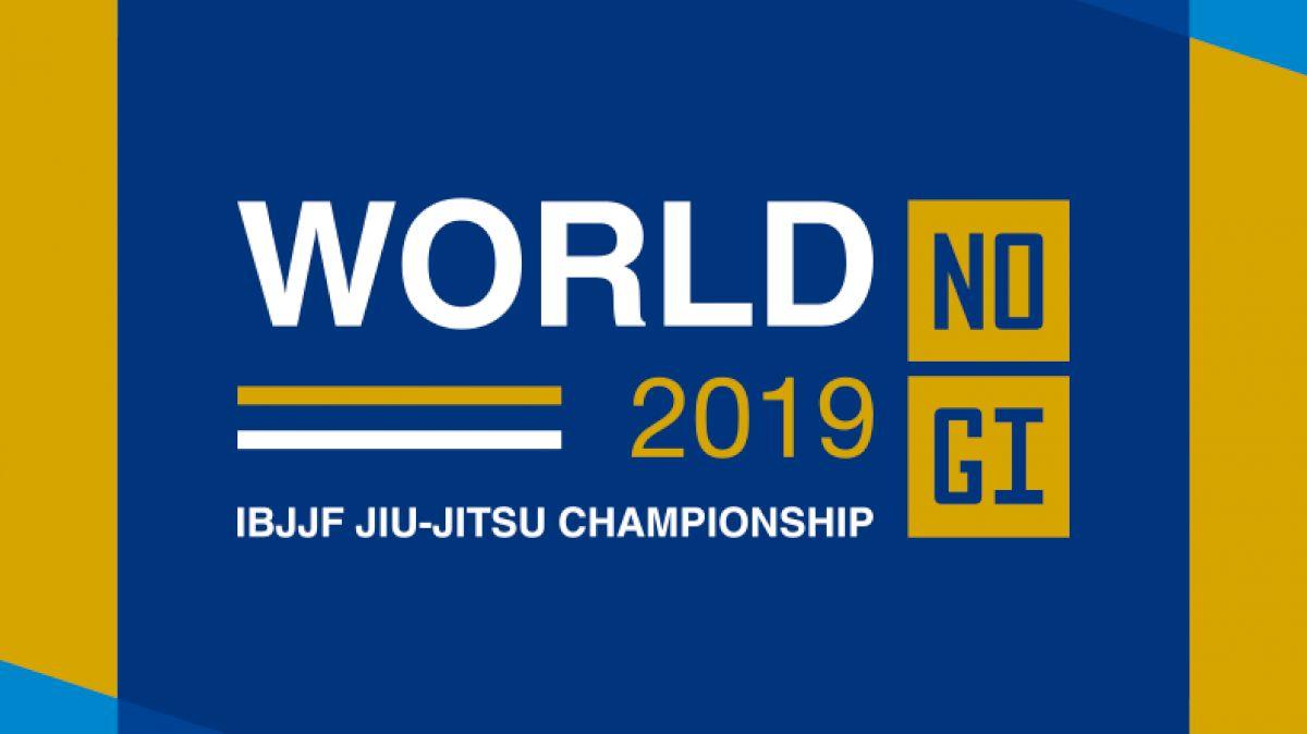 IBJJF Announce Anti-Doping Tests At 2019 No-Gi World Championships