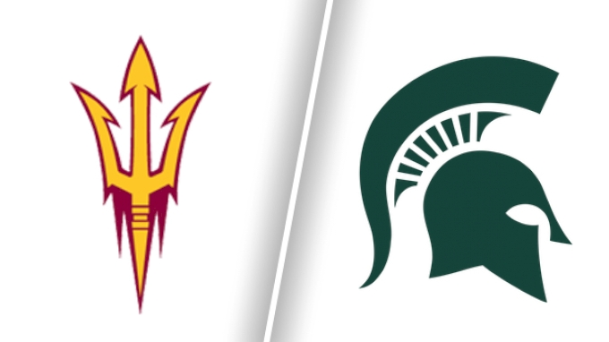 picture of 2019 Arizona State vs Michigan State (Canada, Mexico Only)