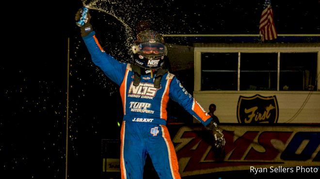 Justin Grant Claims Victory At Terre Haute