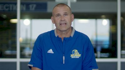 Delaware's Danny Rocco Examines His Team's Makeup