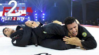 Caio Breaks Down Rudson's Nasty Armbar