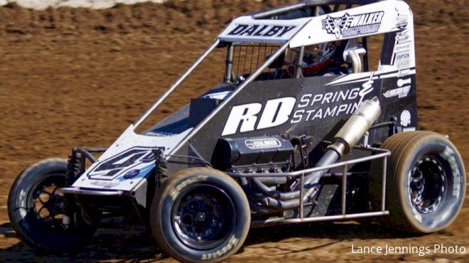 Robert Dalby Stays Hot at Ventura