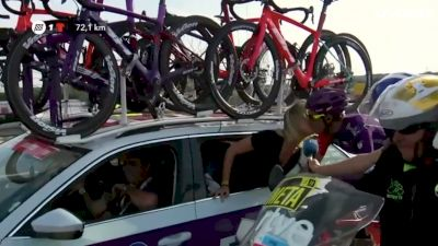 She Said Yes! Racer Proposes During La Vuelta