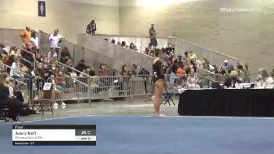 Avery Neff - Floor, Olympus Gym #336 - 2021 USA Gymnastics Development Program National Championships
