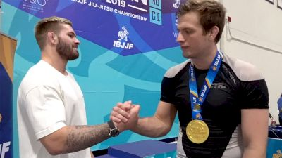 Win, Lose, Win Again: All Access With Keenan Cornelius at Pan No-Gi