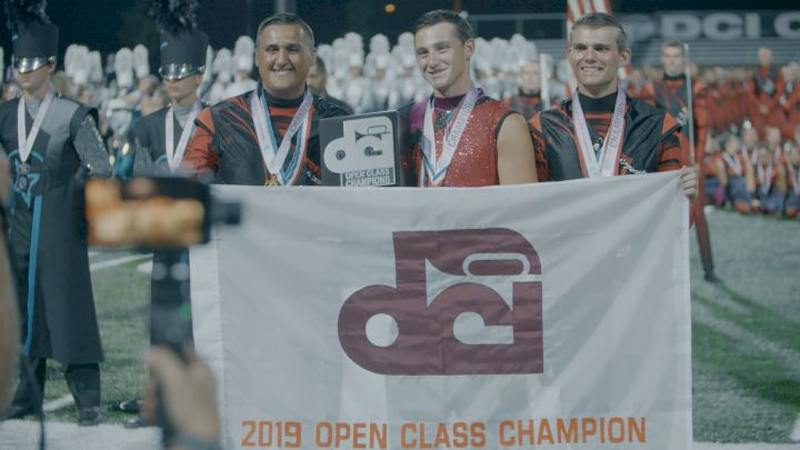 Spartans' Journey To Open Class Gold