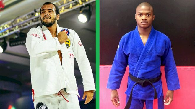 Marcio Andre Welcomes New Black Belt Guthierry Barbosa To Sub-Only Scene