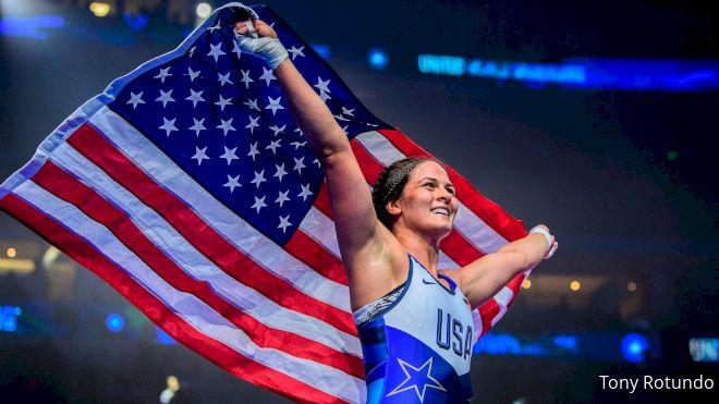 2020 International Rankings - Women's Freestyle