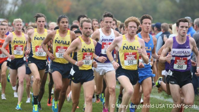 Cross Country Race Replays