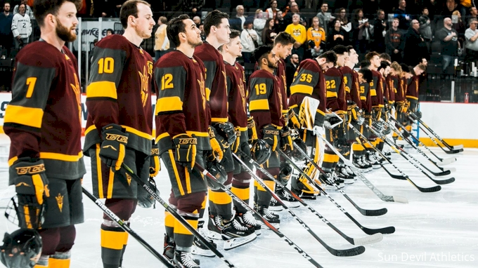 WCHA RinkRap: How Arizona State Hockey Found The Support It Needed