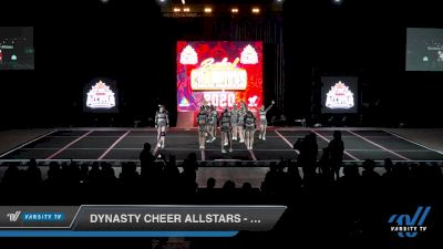 Dynasty Cheer Allstars - Chrome [2020 L4.2 Open Day 1] 2020 PAC Battle Of Champions