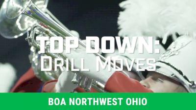 TOP DOWN: BOA NW Ohio Drill Moves